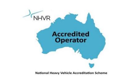 transport safety, Safety & Accreditation, Carter Heavy Haulage