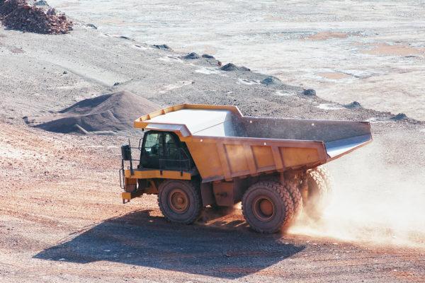 Mining transport, Mining Transport, Carter Heavy Haulage